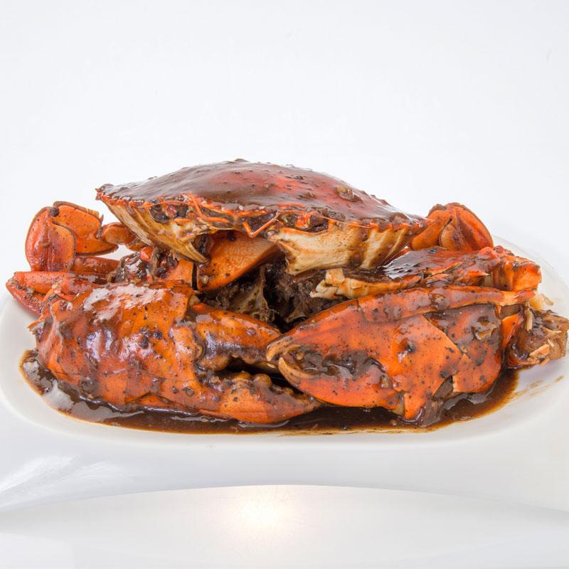 Vismark Premium Black Pepper Crab (Retail Pack)