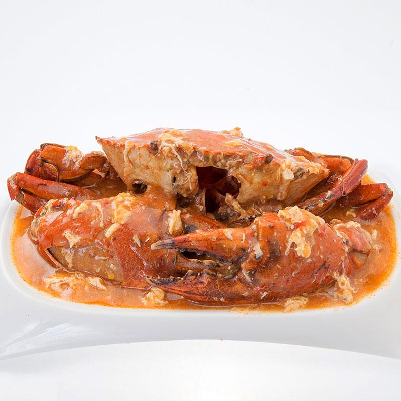 Vismark's Premium Chilli Crab (Retail Pack)