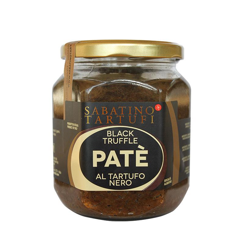 Sabatino Black Truffle Pate – 500gm