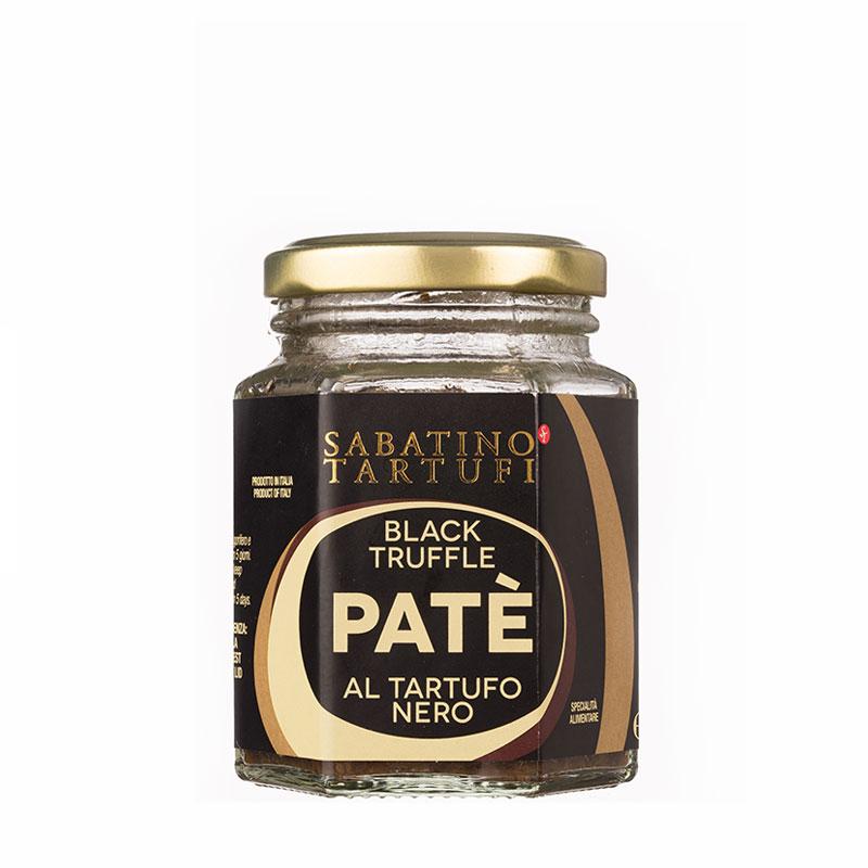 Sabatino Black Truffle Pate – 90gm