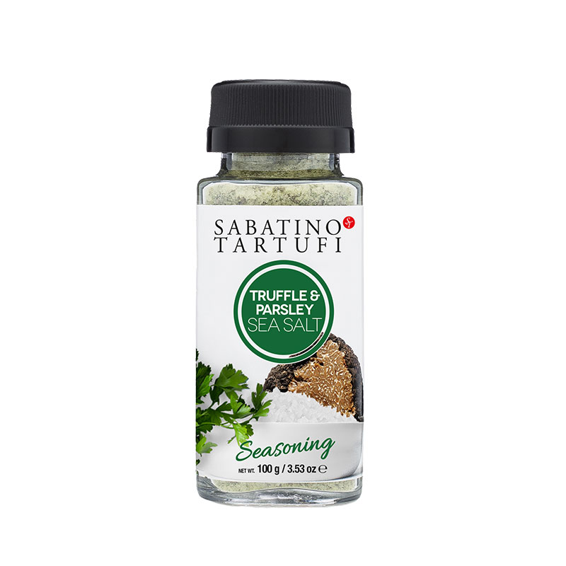 Sabatino Truffle and Parsley Seasalt – 100gm
