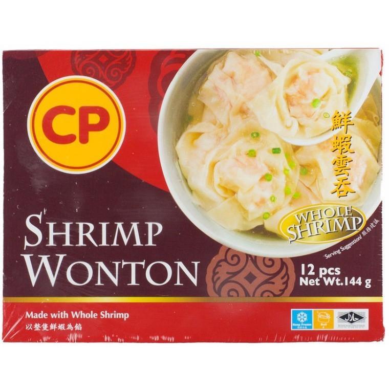 CP Shrimp Wonton 144g