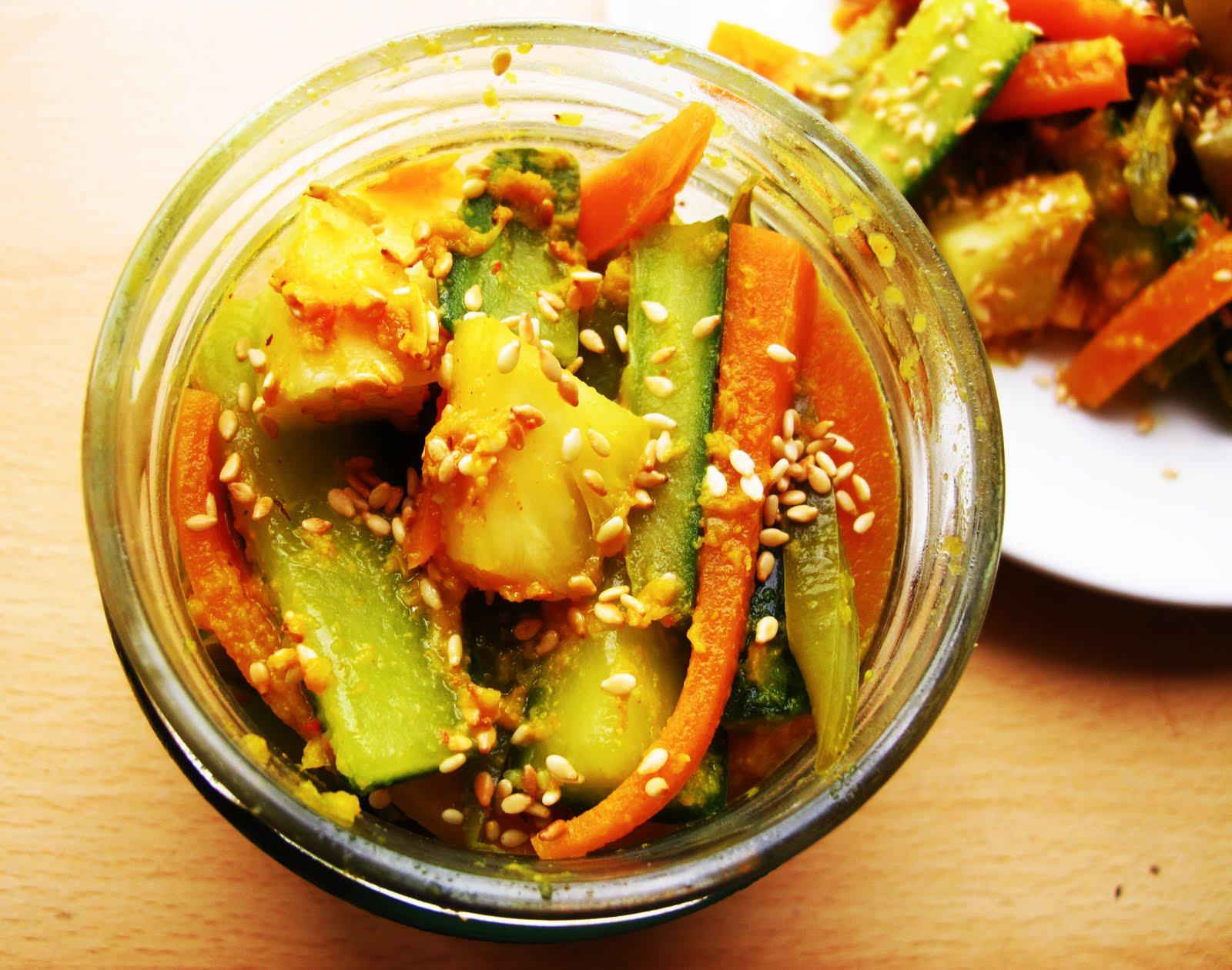 Ah Char (Pickle Veg) (3kg/5kg)