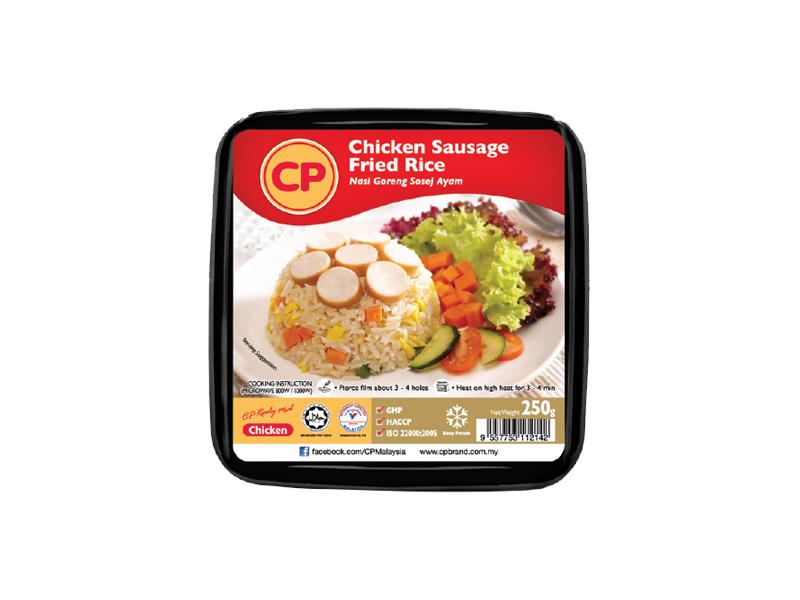 CP Chicken Sausage Fried Rice