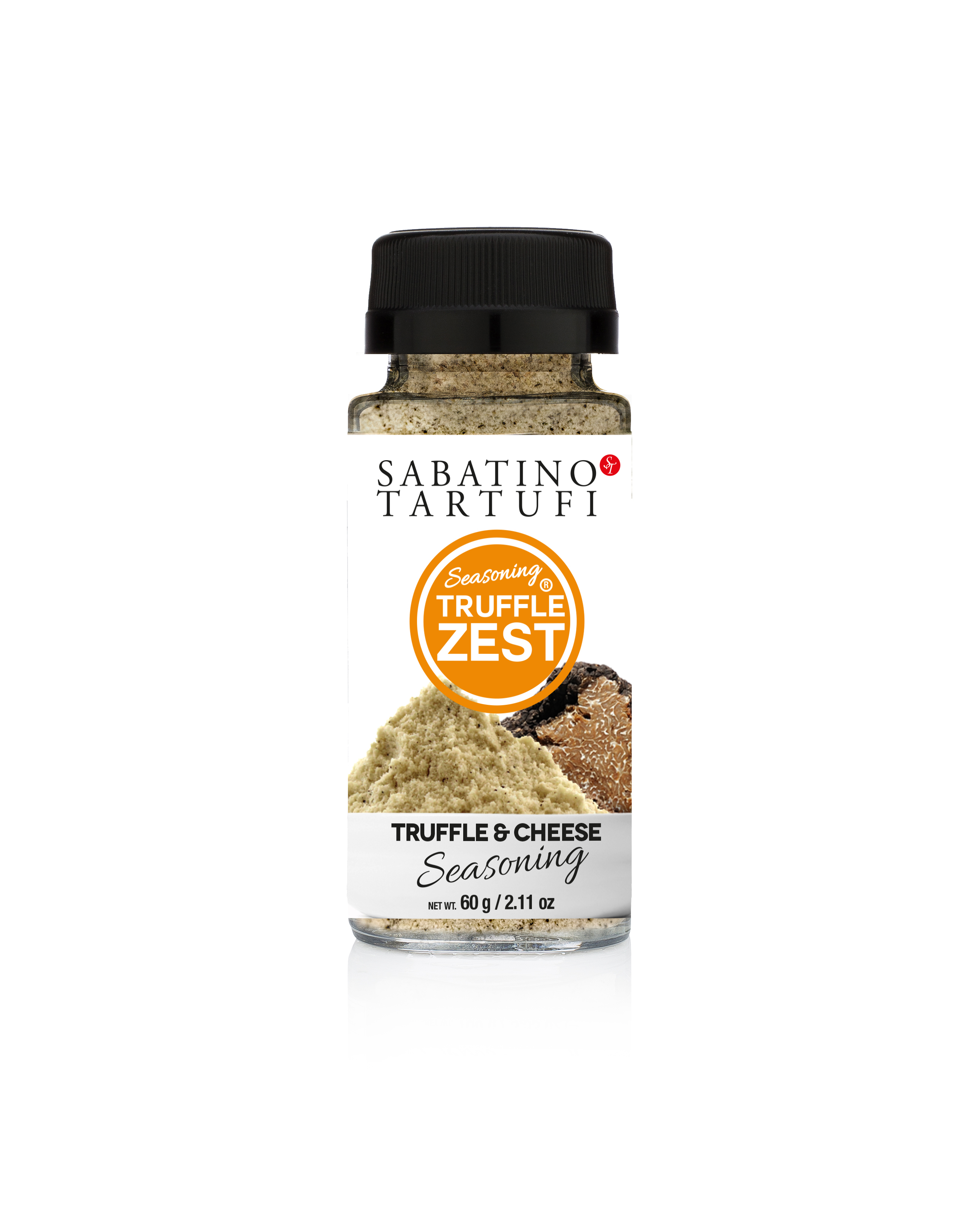 Sabatino Truffle Zest Cheese Seasoning Powder 60gm *NEW*