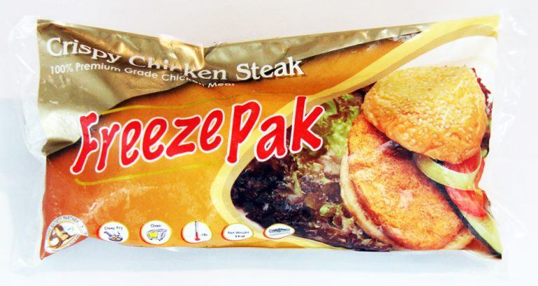 FreezePak Chicken Steak 1kg