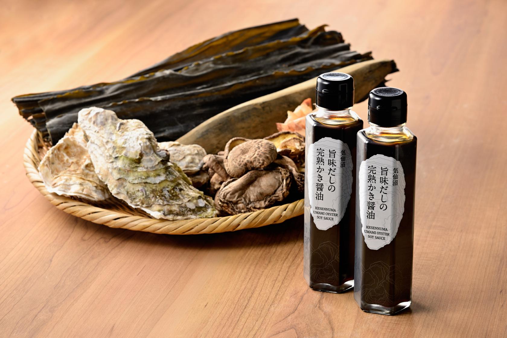 Ishiwata Shoten Kesennuma Oyster Soya Sauce 150ml