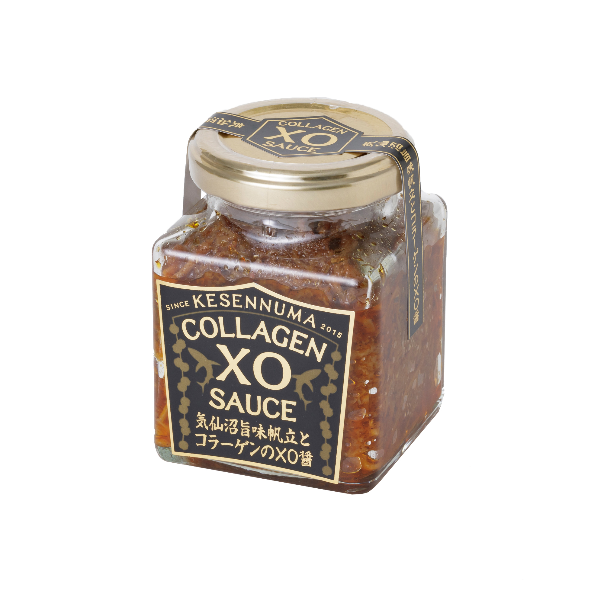 Ishiwata Shoten Kesennuma Collagen XO Sauce 145gm